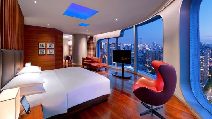 Andaz Xintiandi Shanghai - a concept by Hyatt