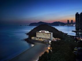 부산 웨스틴조선 호텔