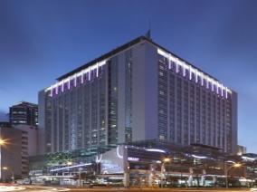 부산 해운대 센텀 호텔