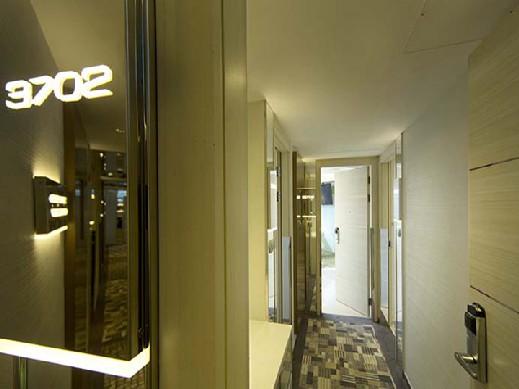 호텔이미지_iResidence_entrance